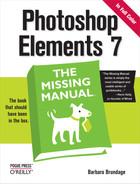 Cover image for Photoshop Elements 7: The Missing Manual