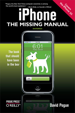 iPhone: The Missing Manual, 2nd Edition