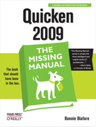 Cover image for Quicken 2009: The Missing Manual