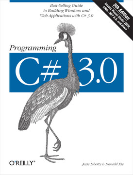 Programming C# 3.0, 5th Edition