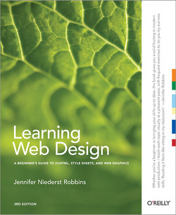 Learning Web Design, 3rd Edition