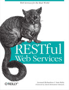 RESTful Web Services [Book]