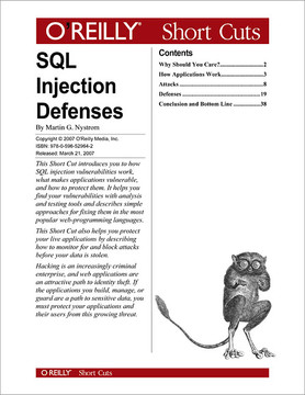SQL Injection Defenses