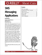 Cover image for SMS Messaging Applications