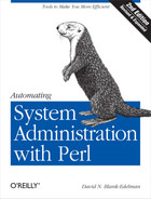 Cover image for Automating System Administration with Perl, 2nd Edition