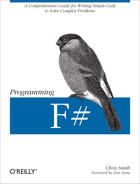 Cover of Programming F#