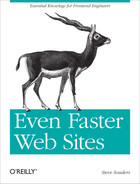 Cover image for Even Faster Web Sites