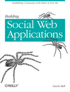 Cover image for Building Social Web Applications