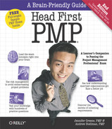 Cover of Head First PMP, 2nd Edition