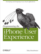 Cover image for Programming the iPhone User Experience