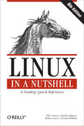 Cover image for Linux in a Nutshell, 6th Edition