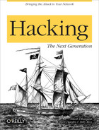 Cover image for Hacking: The Next Generation
