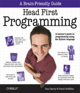 Cover image for Head First Programming