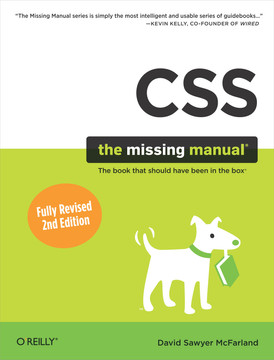 CSS: The Missing Manual, 2nd Edition