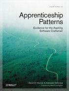 Cover of Apprenticeship Patterns