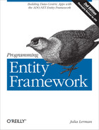 Cover of Programming Entity Framework, 2nd Edition