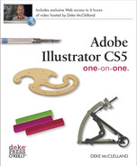 Cover image for Adobe Illustrator CS5 One-on-One