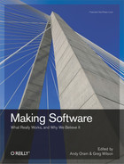 Cover image for Making Software