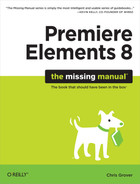 Cover image for Premiere Elements 8: The Missing Manual