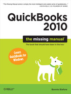 Cover image for QuickBooks 2010: The Missing Manual