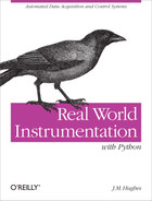 Cover image for Real World Instrumentation with Python