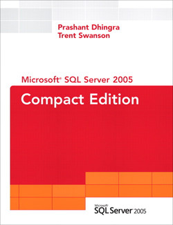 Microsoft SQL Server 2005, Compact Edition