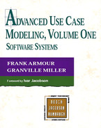 Cover of Advanced Use Case Modeling: Software Systems