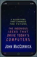 Cover of Nine Algorithms That Changed the Future