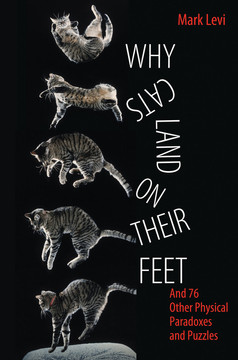 Why Cats Land on Their Feet