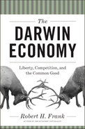 Cover of The Darwin Economy