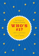 Cover of Who's #1?