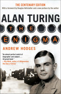 Cover of Alan Turing