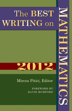 The Best Writing on Mathematics 2012