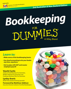 Bookkeeping For Dummies, 2nd Australian & New Zealand Edition