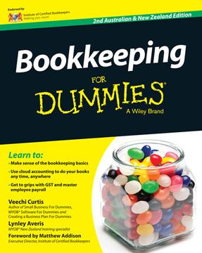 Bookkeeping For Dummies, 2nd Australian & New Zealand Edition