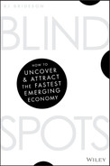 Cover of Blind Spots