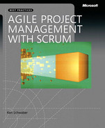Cover of Agile Project Management with Scrum