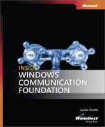 Cover of Inside Windows® Communication Foundation