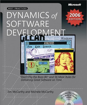 Dynamics of Software Development, Second Edition