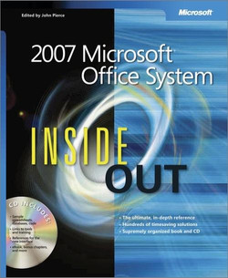 2007 Microsoft® Office System Inside Out