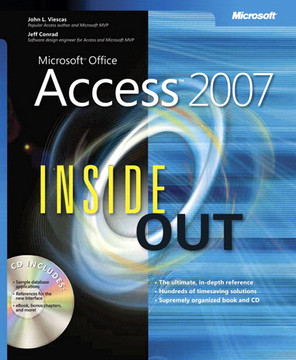 Microsoft Office® Access 2007 Inside Out