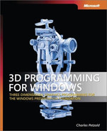 Cover of 3D Programming for Windows®