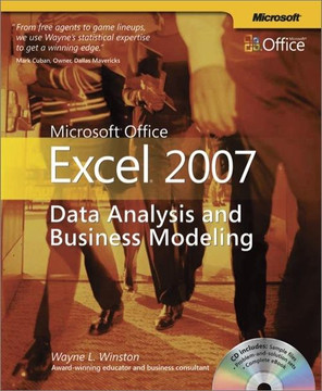 Microsoft® Office Excel® 2007: Data Analysis and Business Modeling, Second Edition