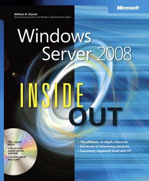 Windows Server® 2008 Inside Out