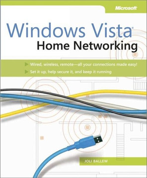 Windows Vista®: Home Networking