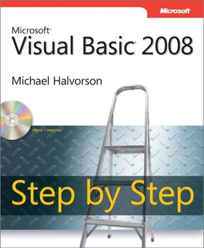 Microsoft® Visual Basic® 2008 Step by Step