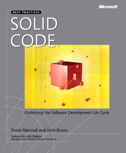 Solid Code: Optimizing the Software Development Life Cycle