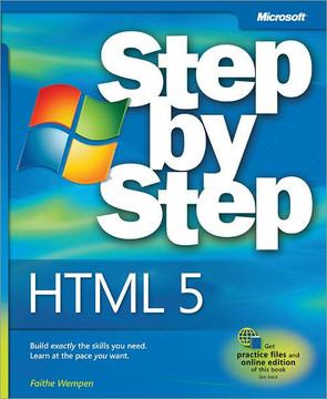 Microsoft® HTML5 Step by Step