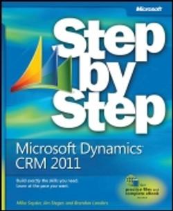 Microsoft Dynamics® CRM 2011 Step by Step