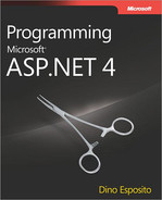 Cover of Programming Microsoft® ASP.NET 4